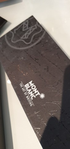 Caneta esferográfica Mont Blanc hommage WA Mozart  - Foto 3