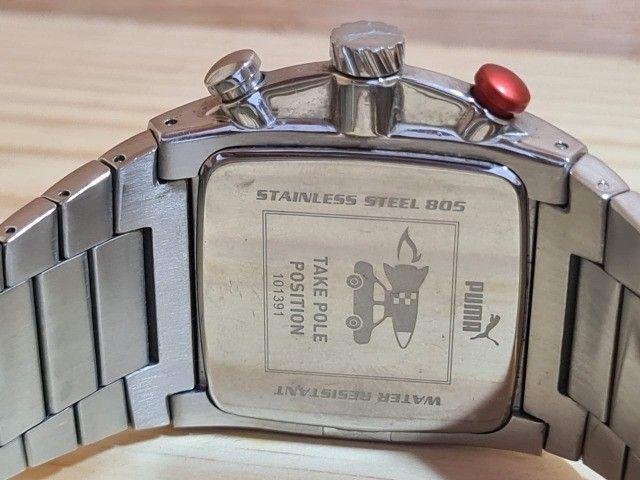 Relógio Puma 100% original Excelente estado - Foto 3