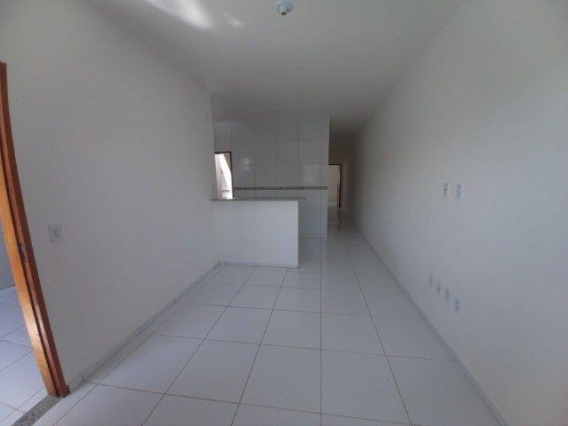 WS casa nova com 2 quartos 2 banheiros com documentação inclusa - Foto 6