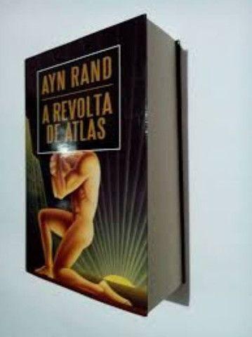 A Revolta de Atlas - Livro Novo e Lacrado!