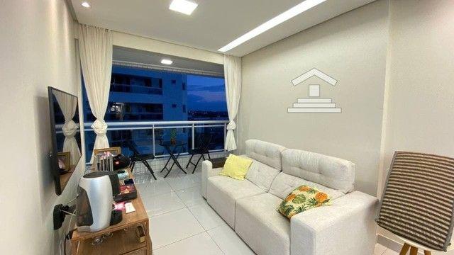 AB326 - Apartamento com 02 quartos/piso porcelanato/ projetados - Foto 3
