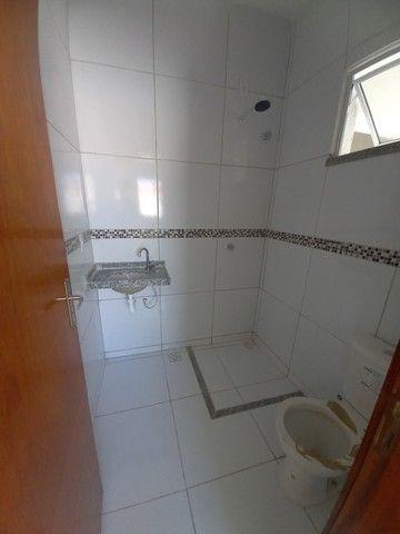 WS casa nova com 2 quartos 2 banheiros com documentação inclusa - Foto 11