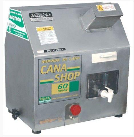 Moenda / moedor de Cana Shop   Cana Shop 60 Elétrica - Foto 4