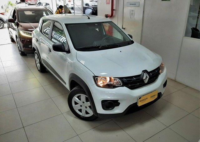 Renault Kwid Zen 1.0 Mt Flex - Foto 4