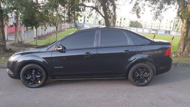 Ford focus sedan 2011 top