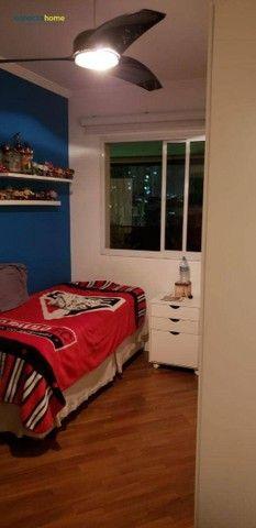 Apartamento com 164 m², 4 dormitórios e 3 Vagas no Tatuapé - Foto 15