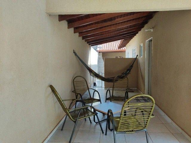Casa 02quartos, edícula com churrasqueira, jardim Parati - Foto 14