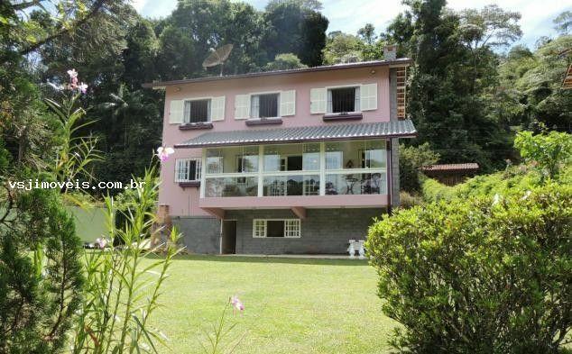 Casa em Condomínio para Venda em Teresópolis, Comary, 3 dormitórios, 1 suíte, 4 banheiros,