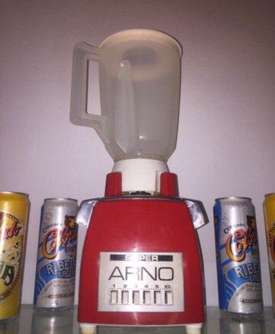 Liquidificador Arno anos 60 relíquia  - Foto 5