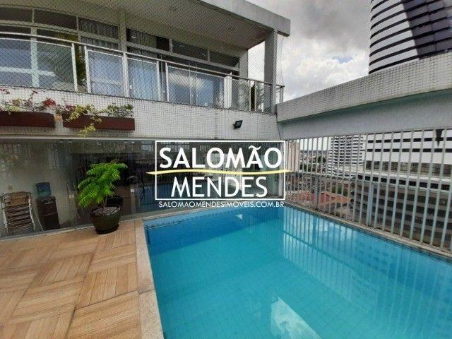 Cobertura duplex 500 m² no Umarizal, piscina 05 quartos, 5 vagas, 4 suítes - Foto 15
