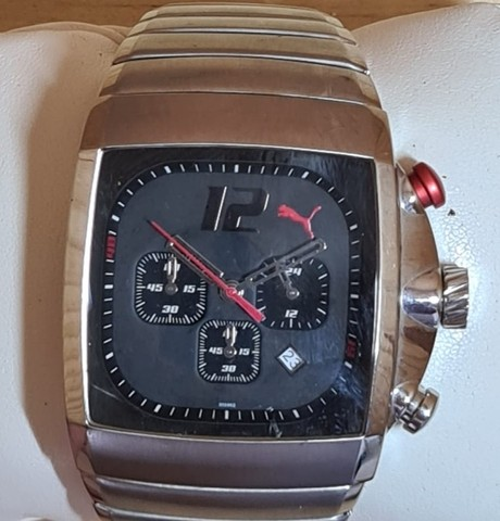 Relógio Puma 100% original Excelente estado