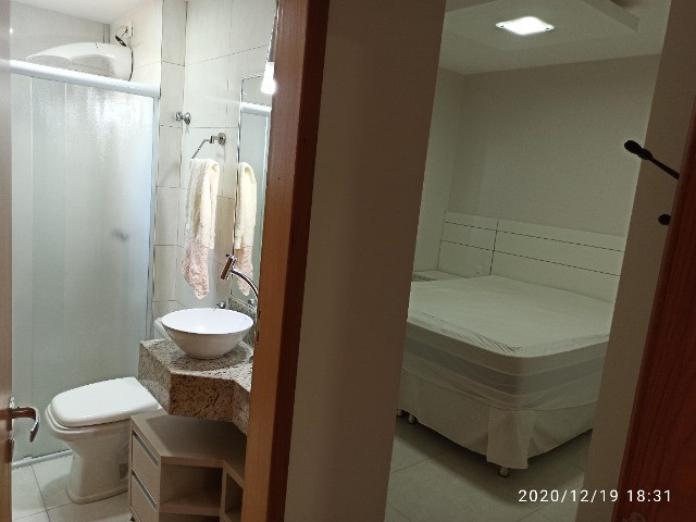 Apartamento Edifício Solar das Palmeiras (próximo Praça Miguel Rossafa) - Foto 8