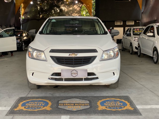 Chevrolet  ONIX LS 1.0 flex  2016  único dono  ( 1 ano de garantia ) - Foto 2