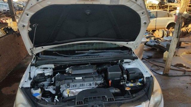 Hyundai I30 2.0 2011 Sucata Com Garantia Bom - Foto 7