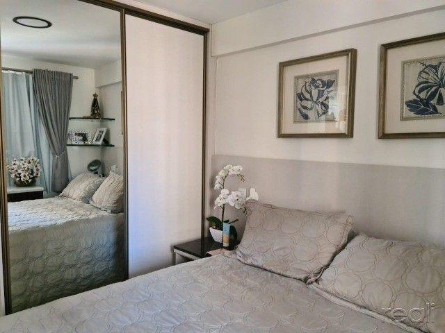 Apartamento mobiliado a 100 metros da Beira Mar - Foto 17