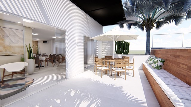 Apartamento 03 suites na Praia do Pecado em Macaé - Foto 6