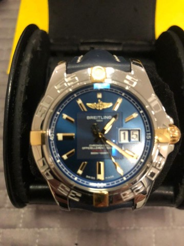 Relógio Breitling galactic 41 - Foto 2