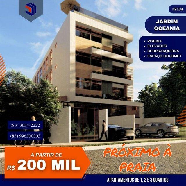 Apartamento para Venda em João Pessoa, Jardim Oceania, 1 dormitório, 1 banheiro, 1 vaga