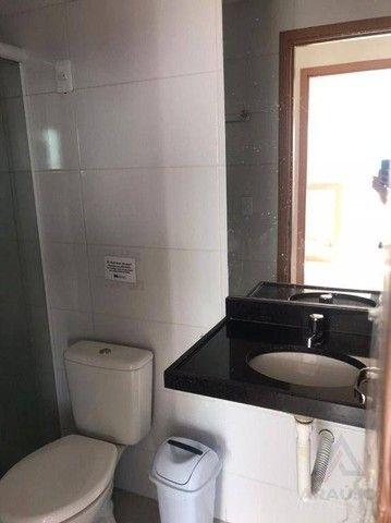 Apartamento com 2 dormitórios para alugar, 54 m² por R$ 1.570,00/mês - Bessa - João Pessoa - Foto 14