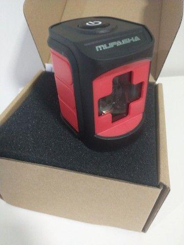 Nível automático a laser (vermelho) -> NOVO - Foto 6