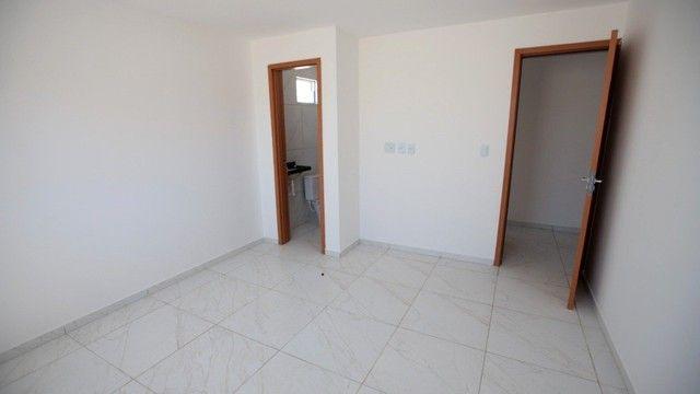 Apartamento para venda possui 50 metros quadrados com 2 quartos em Muçumagro - João Pessoa - Foto 7