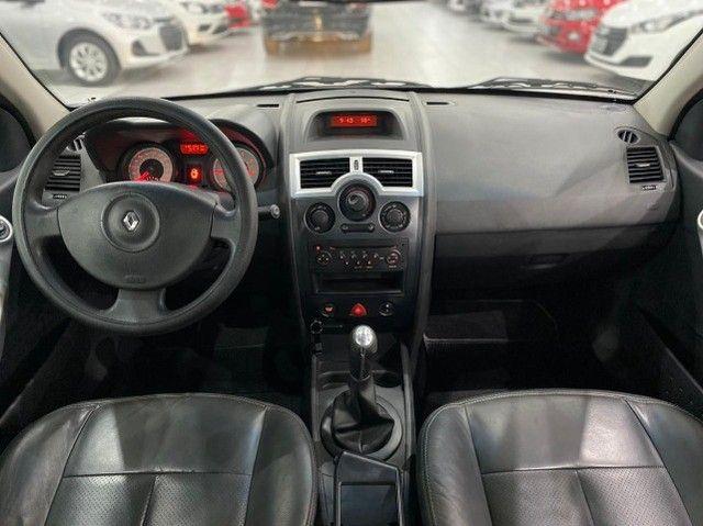 Renault Megane Expression 1.6 Flex 2011. - Foto 9
