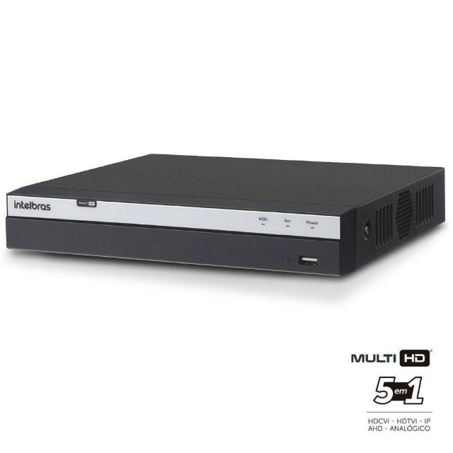 DVR FullHD 08 canais WD3108 FullHD 1080P 5em1 MultHd (sem hd)  - Foto 3