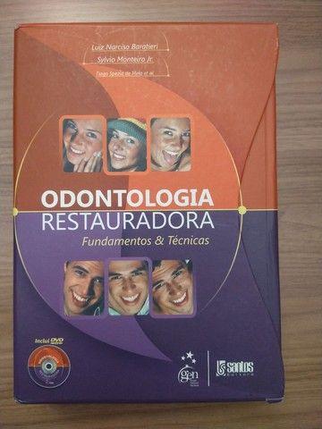 Livro Odontologia Restauradora Baratieri - Foto 2