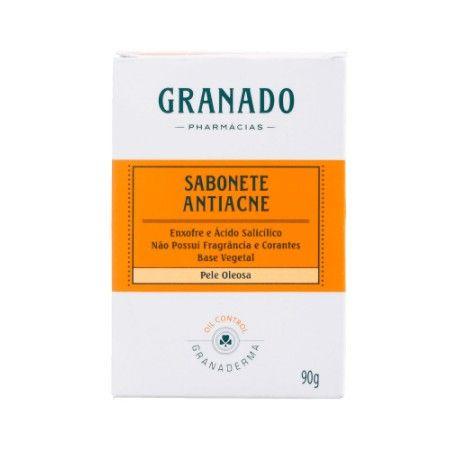 Sabonete Granado Anti Acne Enxofre E Ácido Salicilico 90g