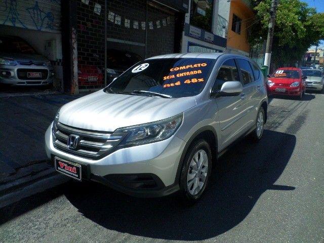 Honda Cr-V Lx 2.0 Automática 2012/2012 - Foto 3