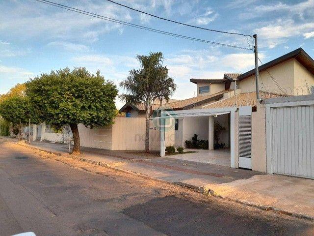 Casa com 4 dormitórios à venda - Vila Taveirópolis - Campo Grande/MS - Foto 3