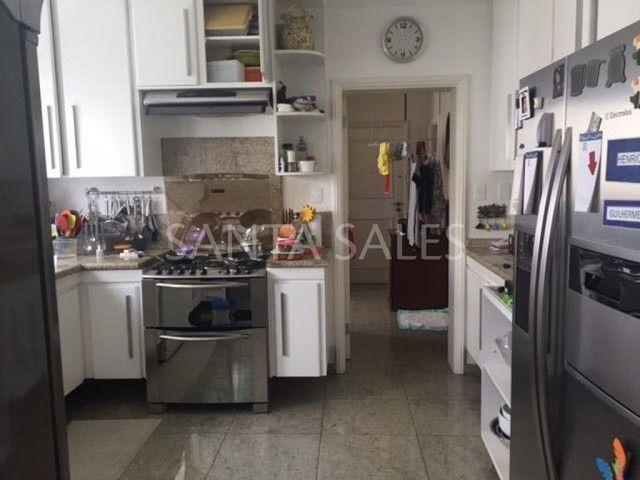 Apartamento para alugar com 4 dormitórios em Campo belo, São paulo cod:SS36181 - Foto 10