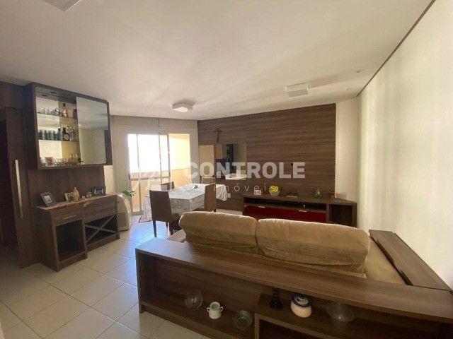 (Ri)Excelente apartamento com area de lazer completa e 3 vagas de garagem em Barreiros. - Foto 3