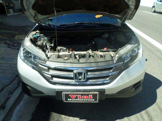 Honda Cr-V Lx 2.0 Automática 2012/2012 - Foto 9