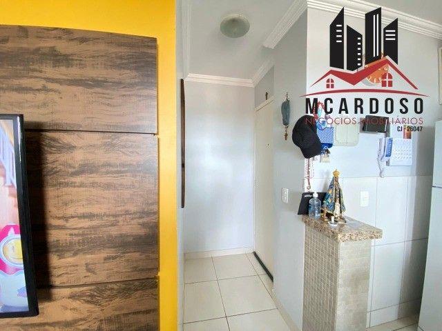 apartamento 2 quartos, otima localização prox. do metro, c/ varanda, samambaia sul - Foto 9