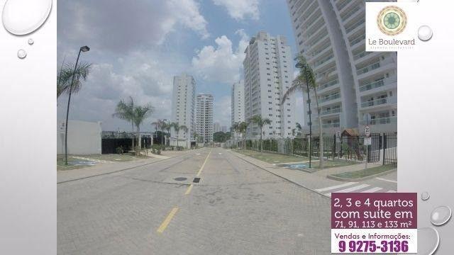 Le Boulevard Condomínio Place La Concorde Lançamento Apt. 133 m2 !