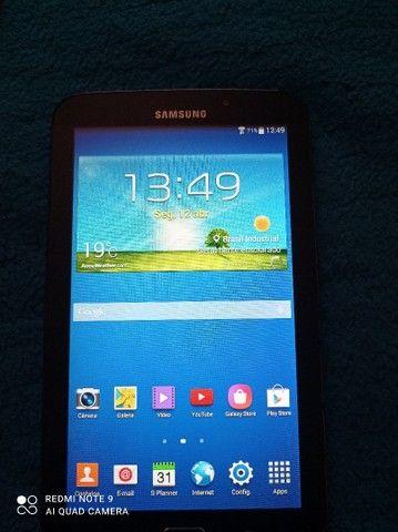 Tablet Samsung tab3 T210 ( com Nota Fiscal ) - Foto 2