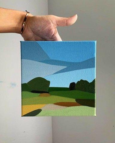 Pinturas abstratas  - Foto 5