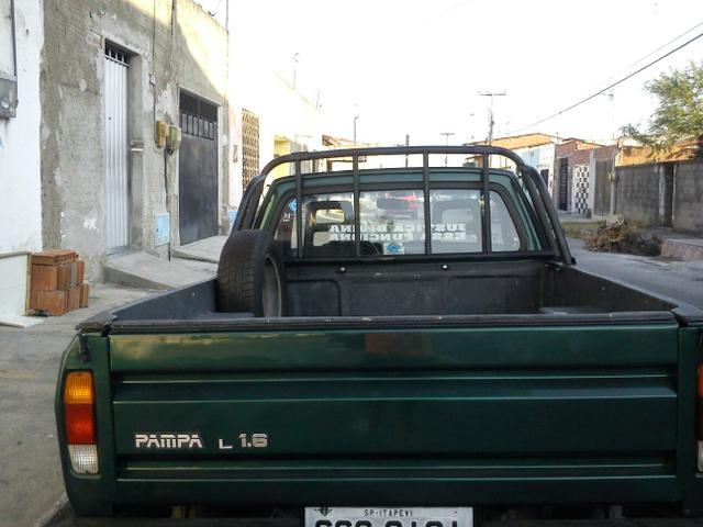 VENDO PAMPA FORD CABINE SIMPLES ANO 96