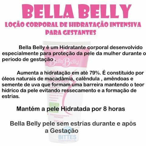 4 Creme Belly Natubelly Cosméticos Gestante Sem Estrias - Foto 2