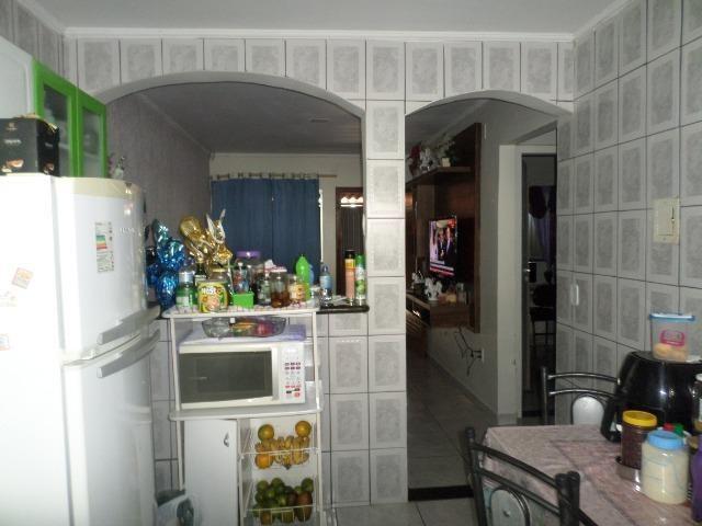 Casa 2qts QNR 04 (Reformada) Cei Norte-DF - Foto 5