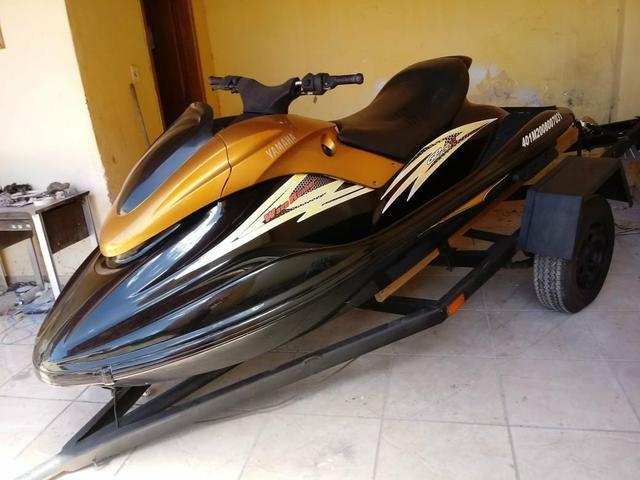 Jet ski yamaha 1100cc 1997ano - Barcos e aeronaves - Santa Maria