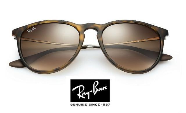 7b3f720e8 Óculos Ray Ban Erika RB4171 Várias Cores Original Com Garantia de 1 ano
