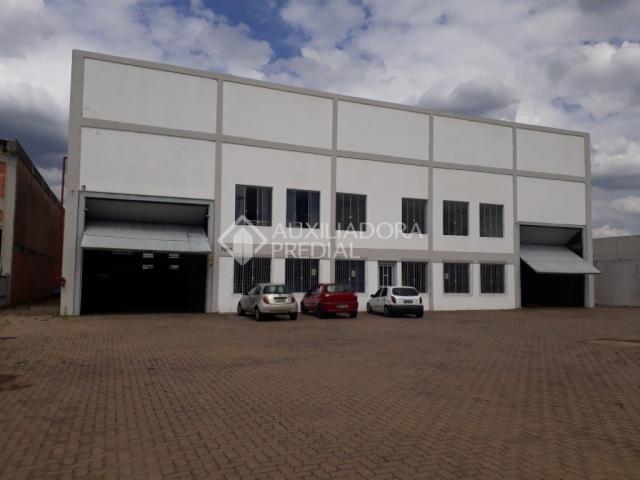 Galpão/depósito/armazém para alugar em Distrito industrial, Cachoeirinha cod:282175