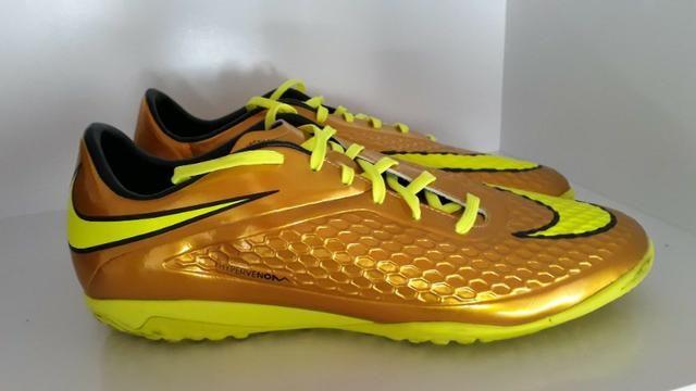 Chuteira Nike Hypervenom Phelon TF - Tamanho 44 BR   12 US ... 6b038be4f665a