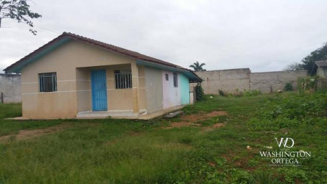 Terreno à venda, 1062 m² por r$ 450.000,00 - borda do campo - são josé dos pinhais/pr - Foto 4