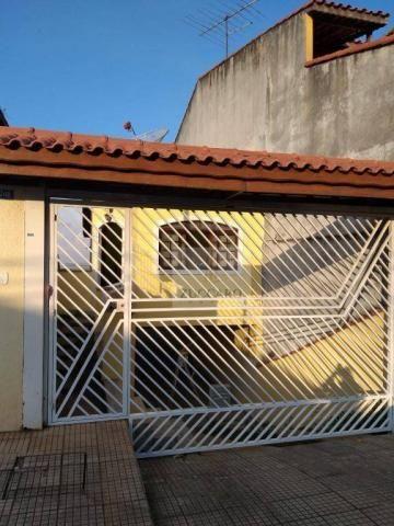 Sobrado com 2 dormitórios para alugar, 100 m² por r$ 1.600/mês - jardim bela vista - guaru