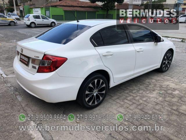 Civic Sedan LXR 2.0 Flexone 16V Aut. + Central multimídia - Foto 4