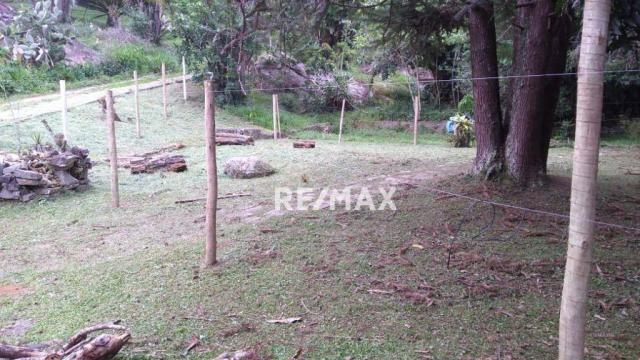 Terreno à venda, 364 m² por R$ 70.000 - Parque do Imbui - Teresópolis/RJ - Foto 4