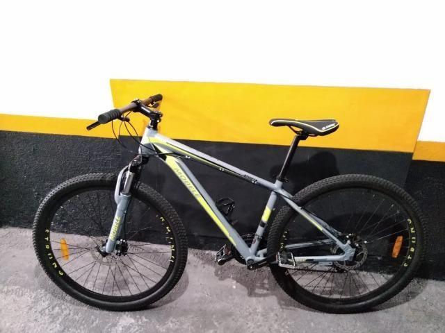 cba690da9 Bicicleta Mtb Aro 29 Alumínio Duplo Freio a Disco Câmbio - Ciclismo ...